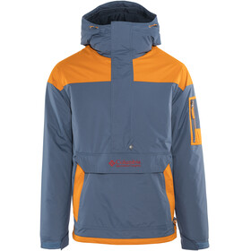 Columbia Challenger Pullover Men Dark Mountain/Bright Copper